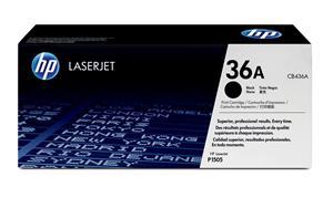HP Toner-36A-Black